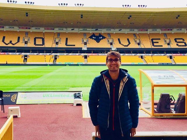 Dentro il Molineux, la casa dei lupi d'Inghilterra: la casa del Wolverhampton