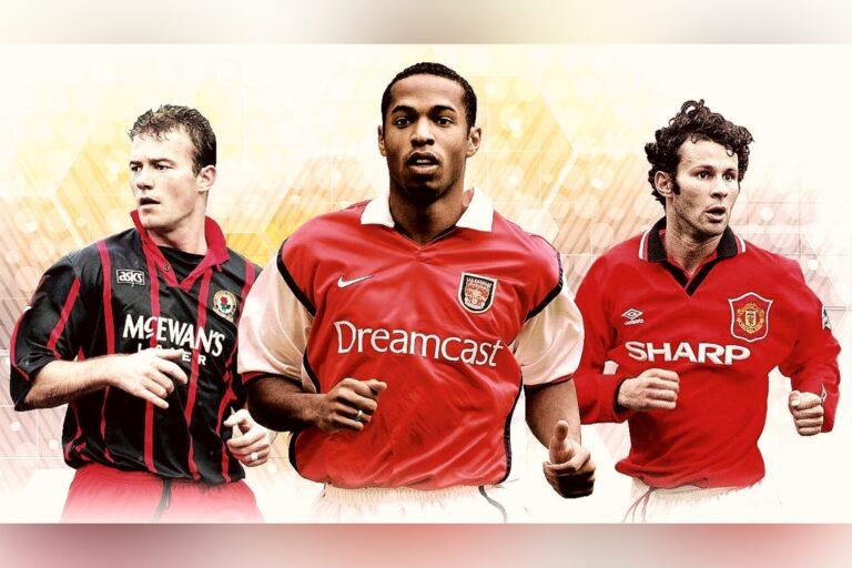 La top 11 nella storia della Premier League scelta dai vostri voti