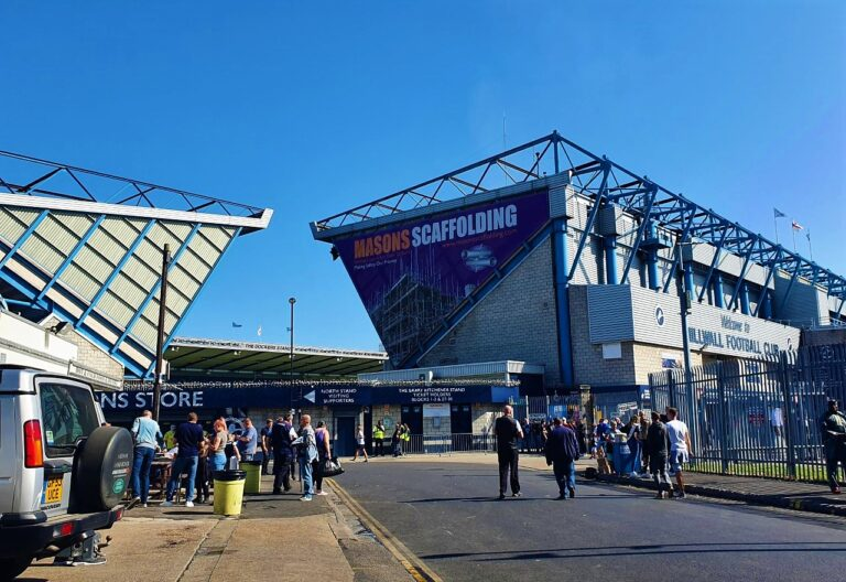 Matchday al The (new) Den: nella tana dei Leoni del Millwall