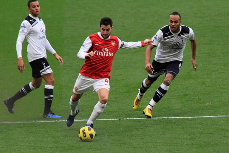 La miglior stagione di Fabregas all'Arsenal