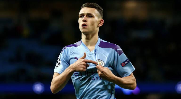 Philip Foden, una vita per il Manchester City