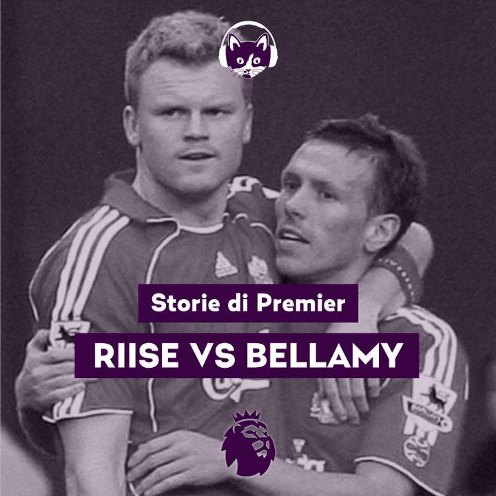 (Podcast): Riise, Bellamy l'esistenza con la mazza da golf ed una notte folle a Barcellona
