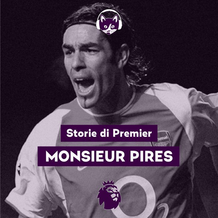 (Podcast): il fuoriclasse Robert Pires, l'Arsenal degli invincibili e quel Wenger maestro