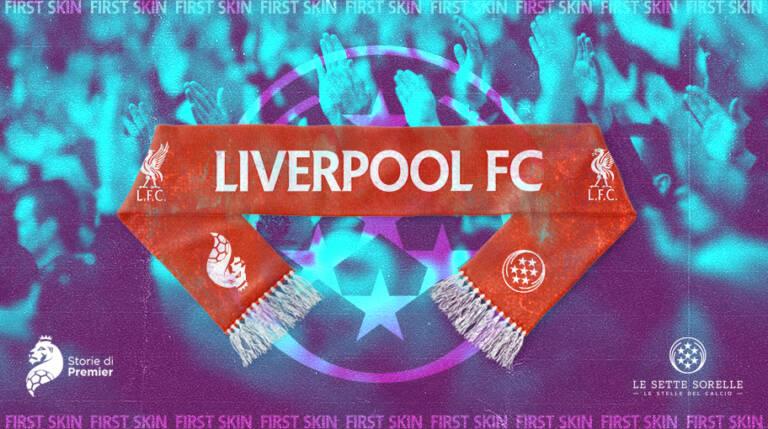 Liverpool 1982/83: un tuffo tra le pieghe della leggendaria maglia Home