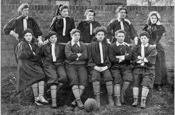 Le pioniere del calcio femminile in UK: da Mrs Graham a Nettie Honeyball