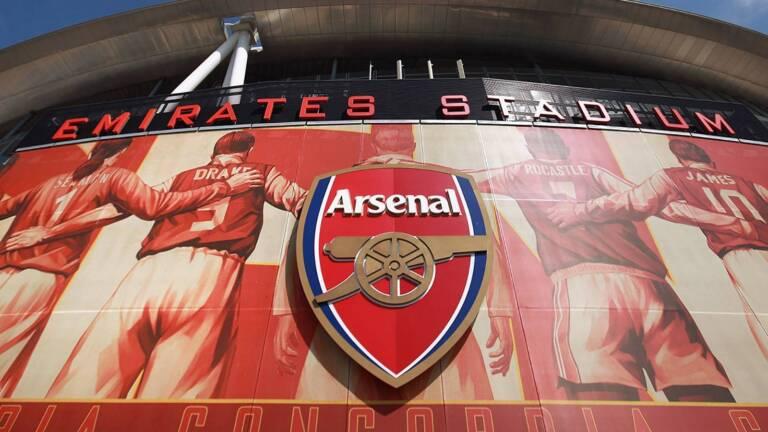Nel segno dell'Arsenal: tutto quello che non sapevi sullo stemma dei Gunners